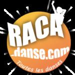 Logo RACA Danse orange